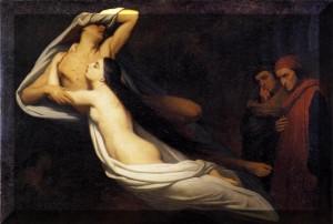 La tragica storia di Paolo e Francesca